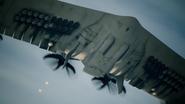 AC7 Arsenal Bird Deploying MQ-101s