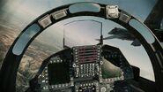 F-15E Strike Eagle AH Cockpit