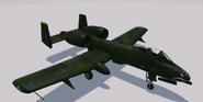 A-10A Event Skin 01 Hangar