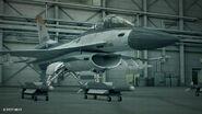 Ace Combat 6 F-2A Special Hangar