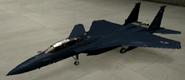 F-15SMTD Standard color hangar
