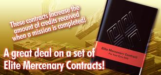 Elite Mercenary Contract - Banner