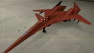 ADF-01 FALKEN Standard color hangar