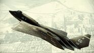 YF-23 Assault Horizon Color 3 Flyby 2