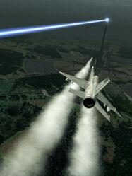 Excalibur Attack Angle