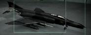 F-4G Razgriz color Hangar