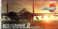 Ace Combat 2 Original Sound Invitation