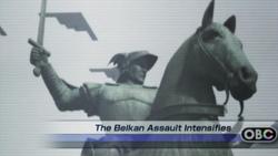 The Belkan Assault Intensifies