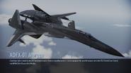 ADFX-01 Morgan loading screen