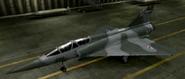 Mirage 2000D Standard color hangar