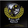 Black Dog Battle Emblem