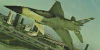 F-16XF Gyrfalcon