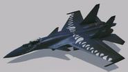 Su-37 -KR-