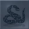 Snake Emblem Icon
