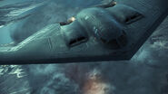 B-2 Overhead