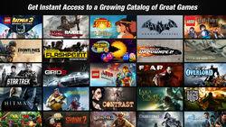 GameFly Assault Horizon