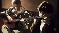 Yellow 13 Guitar