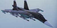 Su-34 -Black Duck-