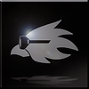 Red Baron (Low-Vis) Emblem Icon
