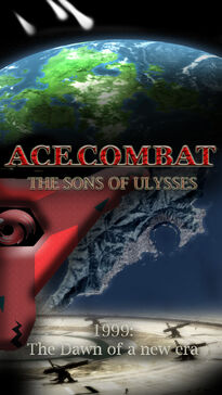 Ace Combat sons of ulysses copy