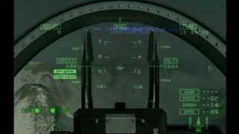 Ace Combat Machinima