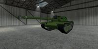 Leviathan 1-Series Tank