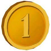 1 coin
