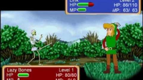 CD-I Tactical RPG Scenario 1 The Lading Battle
