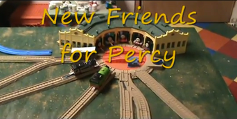 New Friends for Percy