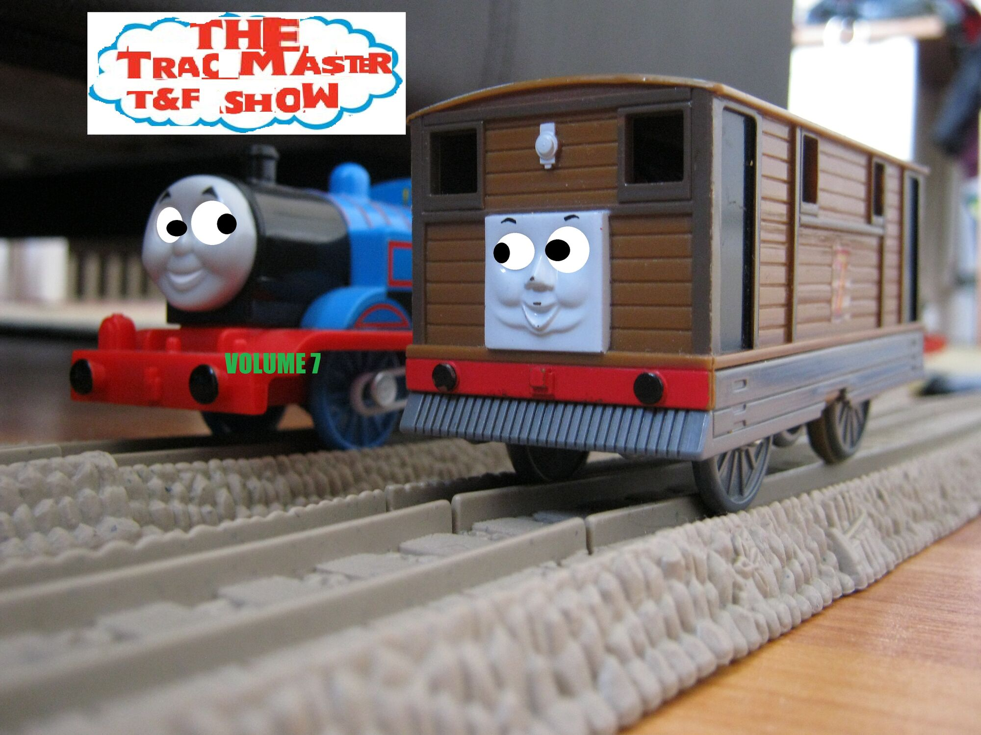 Image the trackmaster t f show dvd volume ackley for Pool master tv show wiki