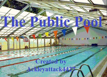 The Public Pool Logo