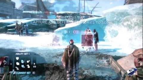 Assassin's Creed III - E3 2012 Domination Multiplayer Gameplay (Cam)