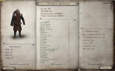 Northern Spearman