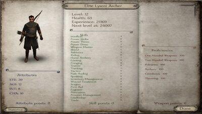 Rt4 elite archer