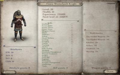 Heavy Westerlands Knight