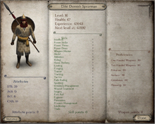 Elite Dornish Spearman