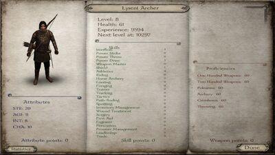 Rt2 archer