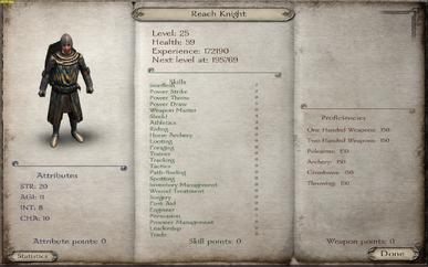 Reach Knight