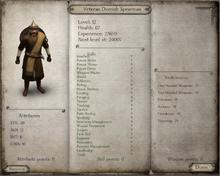 Veteran Dornish Spearman