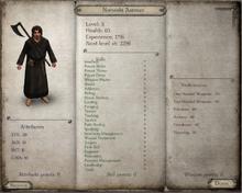 Norvoshi Axeman