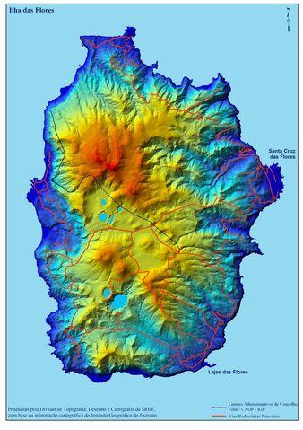Ficheiro:Flores Island Map Portugal 2.jpg