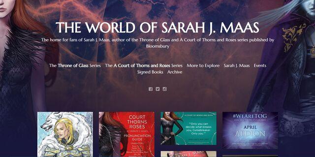 File:The World of Sarah J. Maas (10th April).jpg