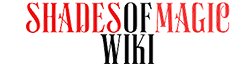File:Shades of Magic Wiki Wordmark.png
