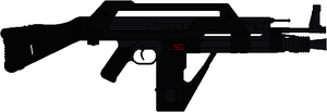 STG M-85 (Grenade Launcher)