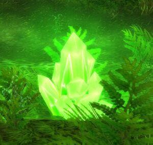Glass Emerald