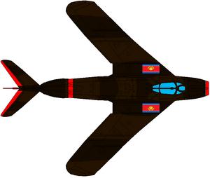 Korean Empire MIG-36