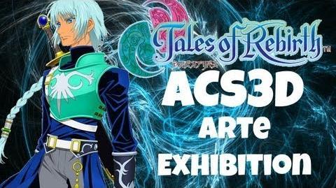 ACS3D Veigue Lungberg Arte Exhibition (v.0
