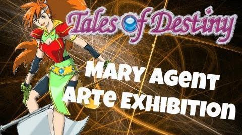 ACS Mary Agent Arte Exhibition (v.5
