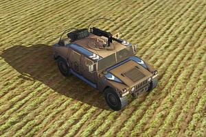 AoA Ingame Humvee Mk19