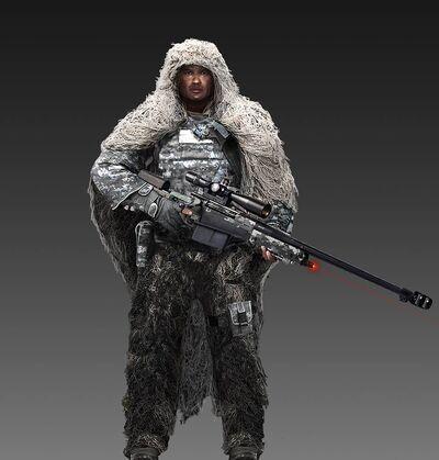 AoA Concept SAS Sniper